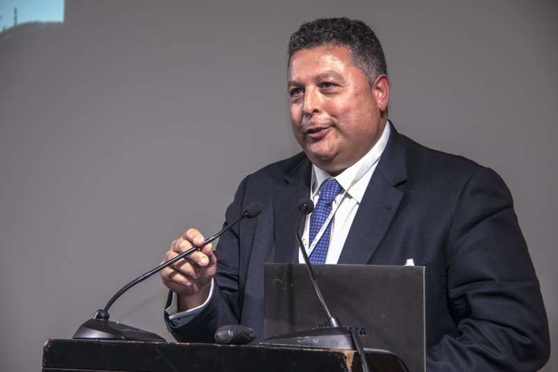 Enrique Junquera, director general de Andel Automoción.