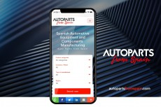 Gracias a la nueva plataforma digital 'Autoparts From Spain'.