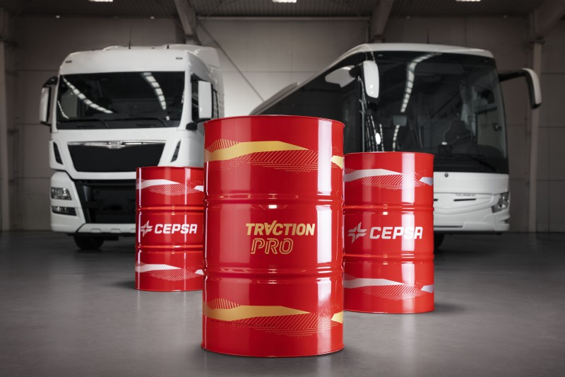 lubricantes Cepsa TRACTION